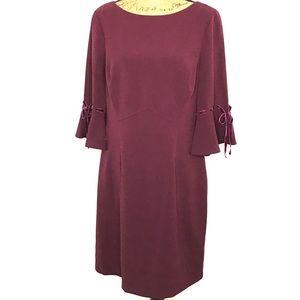 Jessica Howard Sheath Dress-Size 14-NWT-Career